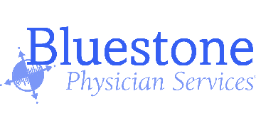 Bluestone Physician Services logo