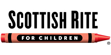 Scottish Rite for Children logo