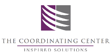 The Coordinating Center  logo