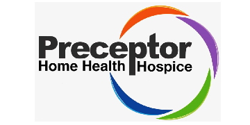 Preceptor Home Health and Hospice logo
