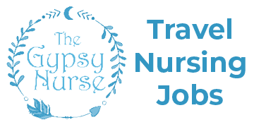 The Gypsy Nurse logo