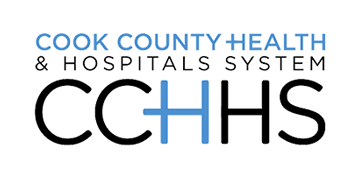 Cook County Health and Hospital Systems logo