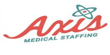 Axis Medical Staffing logo